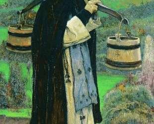 Труды Преподобного Сергия — Михаил Нестеров
