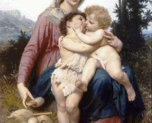 Sainte Famille — Вильям Адольф Бугро