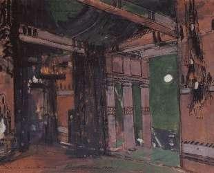 Комната Саламбо — Константин Коровин