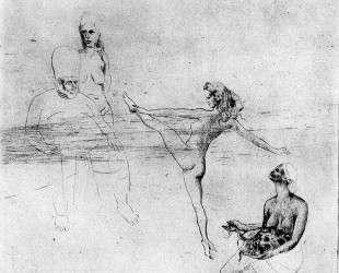 Salome — Пабло Пикассо