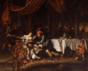Samson and Delilah — Ян Стен
