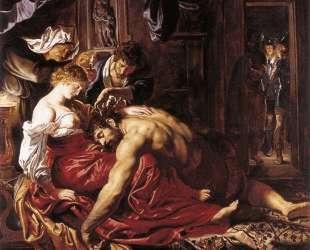 Самсон и Далила — Лукас Кранах Старший