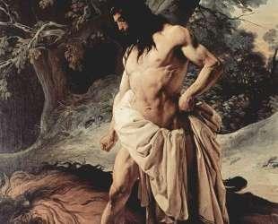 Samson Slays the Lion — Франческо Хайес