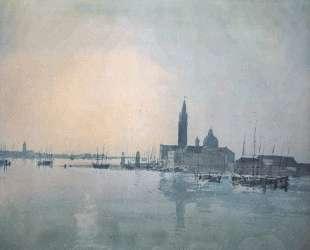San Giorgio Maggiore in the Morning — Уильям Тёрнер