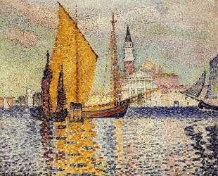 San Giorgio Maggiore, Venice — Анри Эдмон Кросс