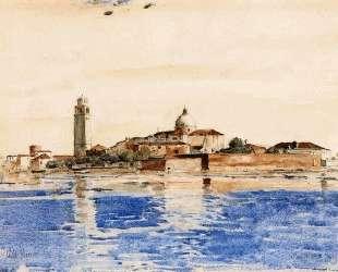San Pietro, Venice — Чайльд Гассам