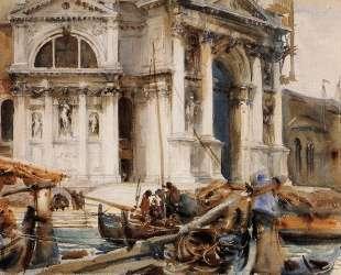 Santa Maria della Salute — Джон Сингер Сарджент