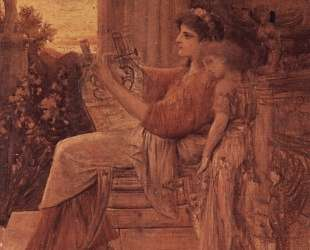 Sappho — Густав Климт