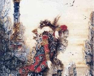 Sappho on the Rocks — Гюстав Моро