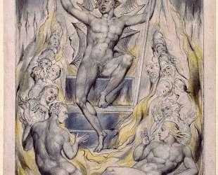 Сатана обращается к властителям — Уильям Блейк