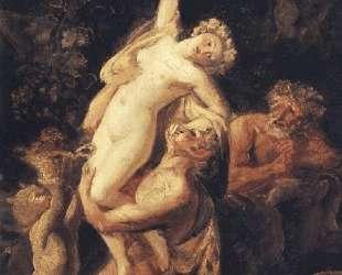 Сатир и вакханка (Вакханалия) — Карл Брюллов