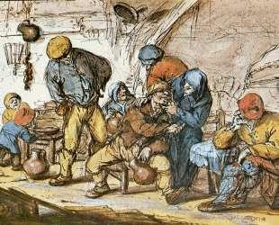 Scene in the Tavern — Адриан ван Остаде