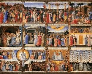 Сцены из Жития Христа — Фра Анджелико