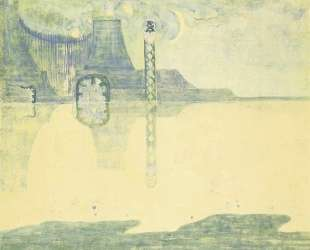 Скерцо (Соната змеи) — Микалоюс Чюрлёнис