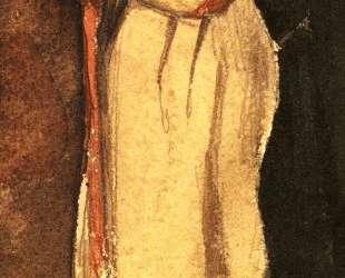 Scheveningen Woman — Винсент Ван Гог