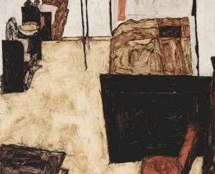 Schiele's Room in Neulengbach — Эгон Шиле