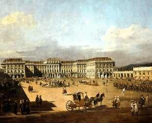 Schloss Schonbrunn — Бернардо Беллотто