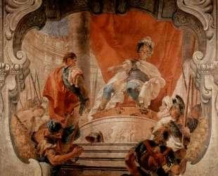 Scipio and a Slave — Джованни Баттиста Тьеполо