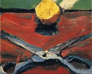 Scissors and Lemon — Ричард Дибенкорн
