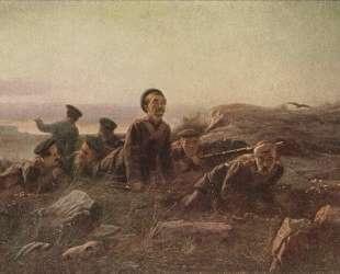 Пластуны под Севастополем — Василий Перов