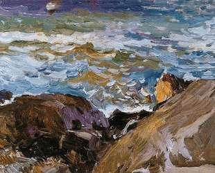 Sea at Ibiza — Хоакин Соролья