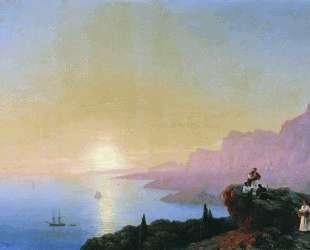 Морской залив — Иван Айвазовский
