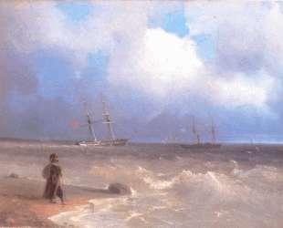 Берег моря — Иван Айвазовский