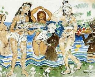 Sea Maidens — Морис Прендергаст