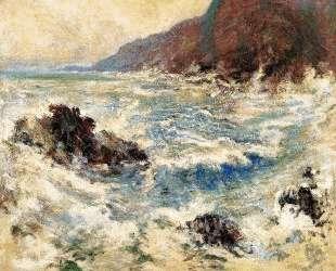 Sea Scene — Джон Генри Твахтман (Tуоктмен)
