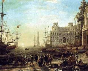 Seaport — Клод Лоррен