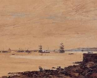 Seascape — Эжен Буден