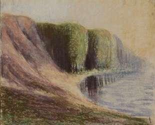 Морской берег — Микалоюс Чюрлёнис