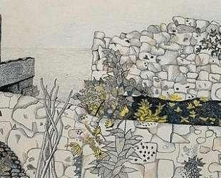 Сад у моря — Люсьен Фрейд