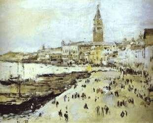 Море в Венеции — Валентин Серов