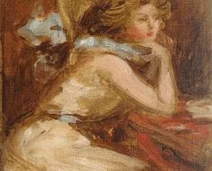 Seated Lady — Филип Уилсон Стэр