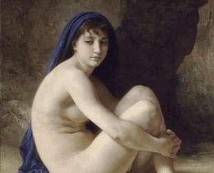 Seated Nude — Вильям Адольф Бугро