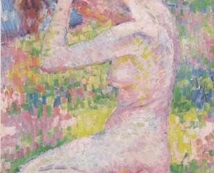 Seated nude — Тео ван Рейссельберге