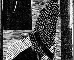 Seated Old Woman — Мауриц Корнелис Эшер