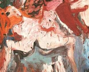 Seated Woman 2 — Виллем де Кунинг