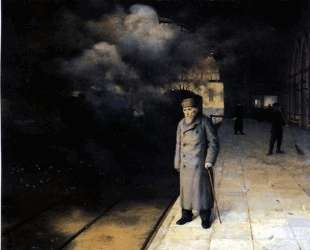 Seeing-off — Николай Ярошенко