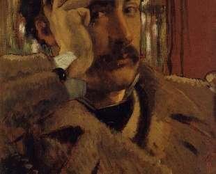 Self Portrait — Джеймс Тиссо