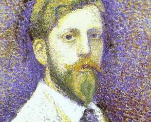 Self-Portrait — Жорж Леммен
