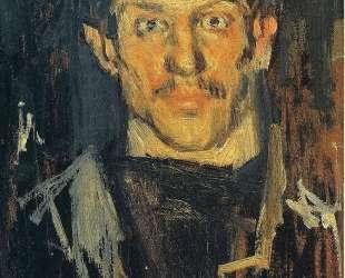 Self-Portrait — Пабло Пикассо