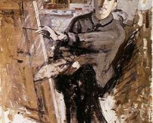 Self-portrait — Джино Северини