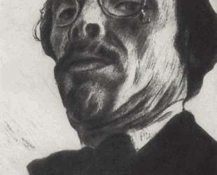 Self Portrait — Джозеф Альберс