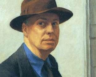 Self-Portrait — Эдвард Хоппер