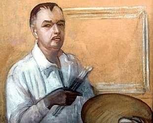Self-portrait — Сергей Судейкин