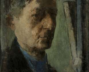Self-Portrait — Теофрастос Триантафиллидис