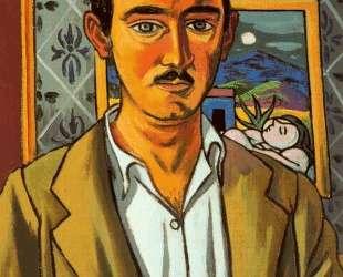 Self-portrait — Рафаэль Забалета