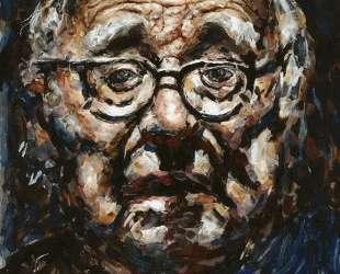 Self-Portrait — Айвен Олбрайт